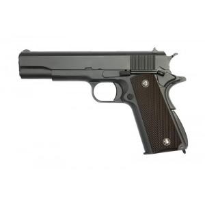 WE Colt M1911 military version GBB airsoft pisztoly