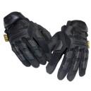 """""""Mechanix M-Pact"""" mintájú protektoros taktikai kesztyű """"M"""" méretben, fekete"""