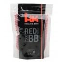 Heckler & Koch 0,2g BB precíziós, polírozott 2,500 db vörös
