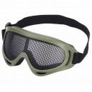 """C499 Rácsos szemüveg """"OD Olive Drab"""" színben"""